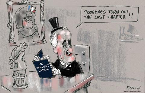 Malcolm Turnbull Merchant Banker