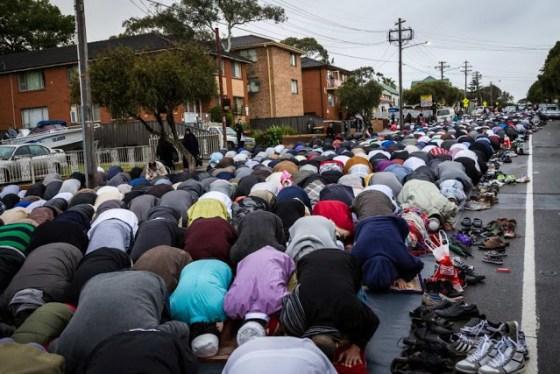 Dutton's Islamic invasion coming the regional Australia