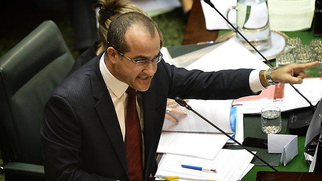James Merlino Minister for Education