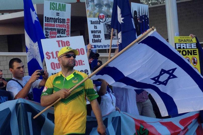 Nick Folkes Zionist Puppet