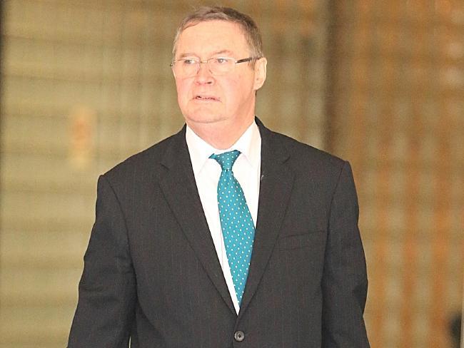 Greg Smith Mr Weak Bail Laws