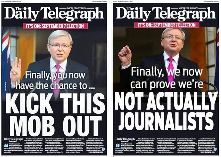 Biased Media in Australia