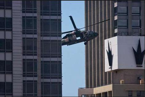 Blackhawks in Sydney