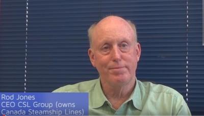 CSL CEO Rod Jones is a scab labour employer