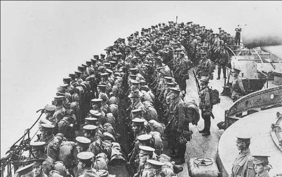 Landings at North Beach, 25th April 1915