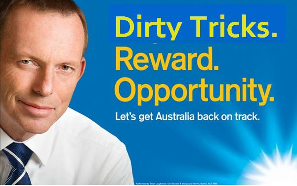 Liberal Party Dirty Tricks
