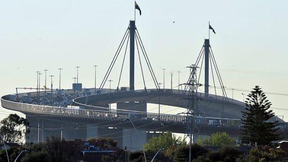 Melbourne's Westgate Bridge