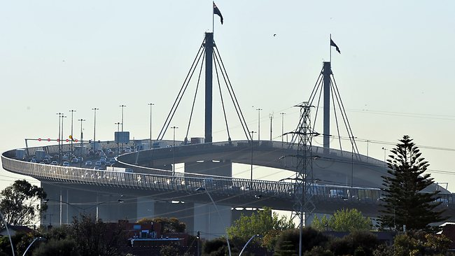 Melbourne's Westgate Bridge