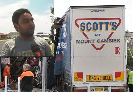 Scotts of Mt Gambier employing 457 Indian scabs