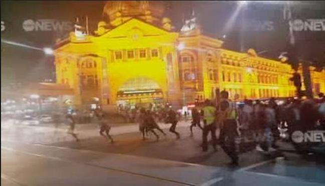 Sudanese and Islander Gang Violence in Melbourne