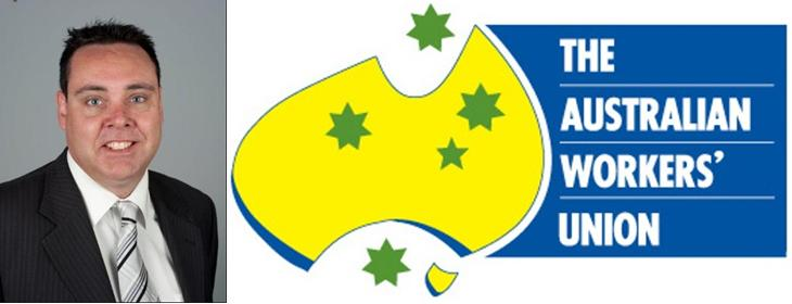 AWU Scott McDine for next Labor Safe Seat