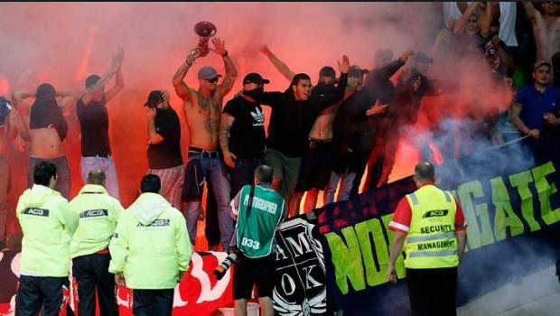 Anarcho-Soccer Hooligans