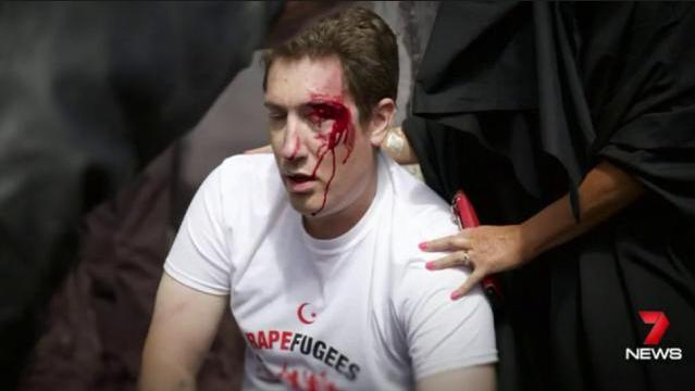 Antifa Anarchist Violence