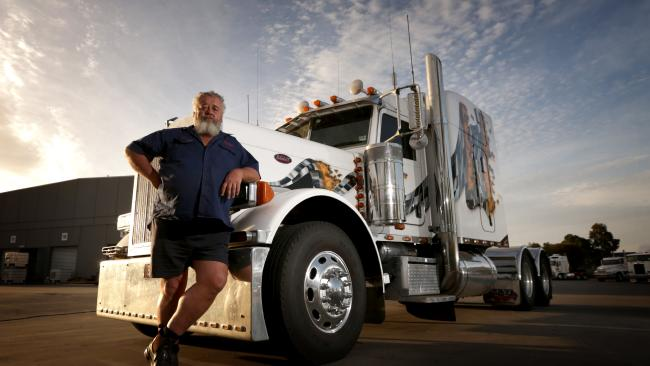 Australian Owner Drivers protest against TWU price bullying