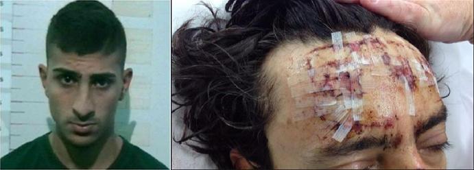 Bourhan Hraichie, Kempsey Eye 4 Eye top kill muzzie target