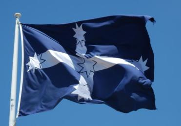 Eureka Flag of Australian Nationalism