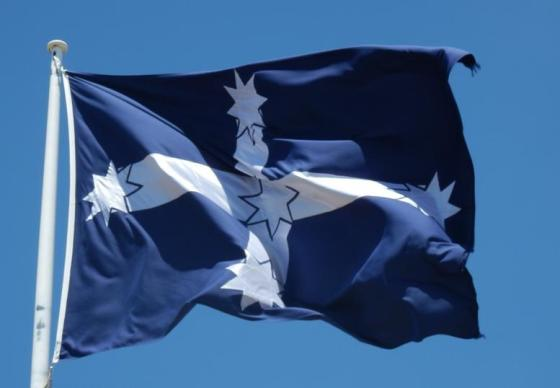 Eureka Flag of Australian Nationalism