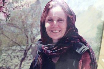 Kerry Jayne Wilson, Aid Worker