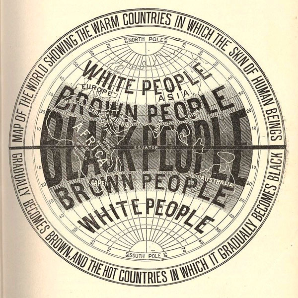 EW Cole Skin Colour Diagram 1903