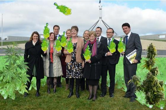Greens for Canberra