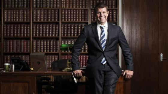 Liberal Dictator Mike Baird