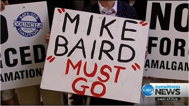 Mike Baird Must Go