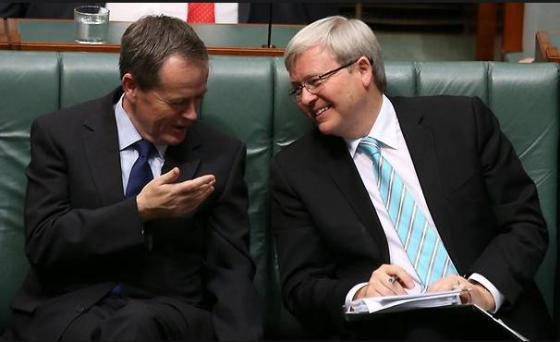 Rudd's Big Australia Entropy