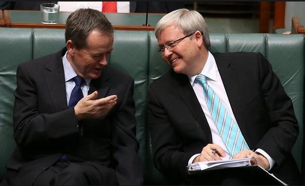 Rudd's Big Australia Entropy