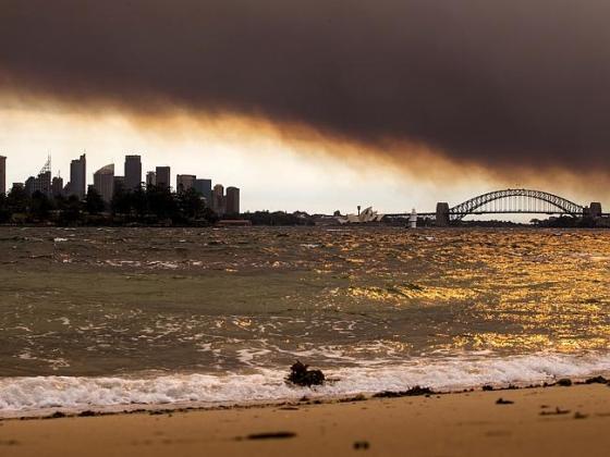 Sydney Smoke like Beijing