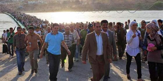 Syrian Refugee Exodus
