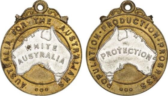 White Australia for Protection