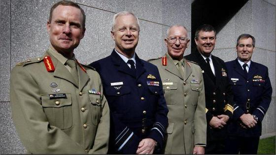 ADF Top Brass