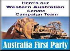 Australia First Party WA