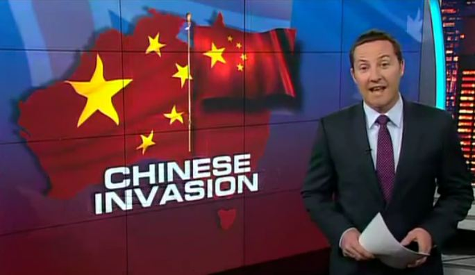 Chinese Invasion planned for Werribee