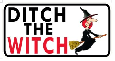 Joanne Ryan Ditch the Witch