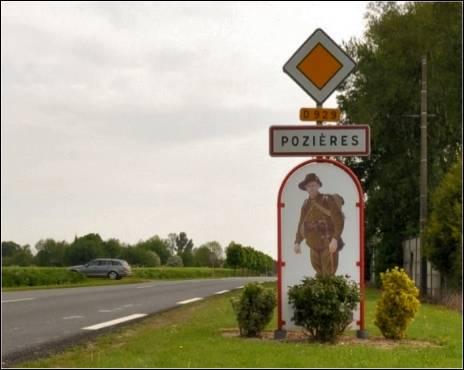 Pozieres village