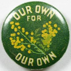 Australia's National Wattle Day 1910