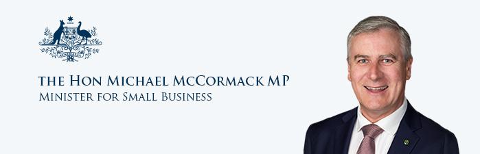 Michael McCormack