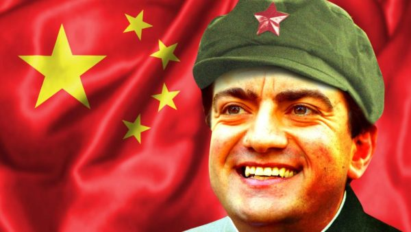 Australian Constitution s44 bans MPs and Senators having an allegiance to a foreign power, so China-bribed Dastyari must go