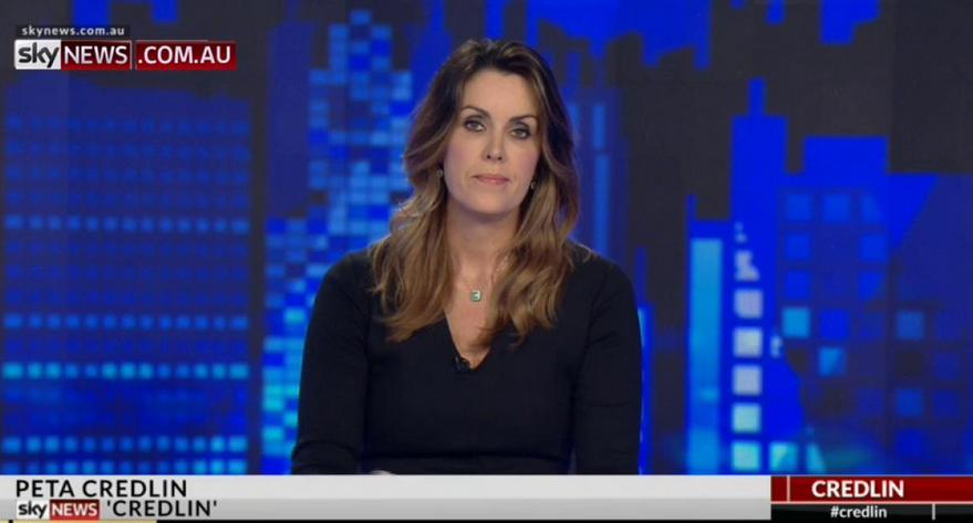 Peta Credlin daily on Sky News