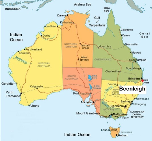 Australia. Beenleigh