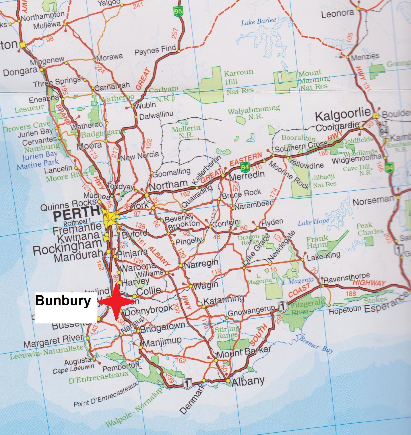 Bunbury Australian Abattoirs