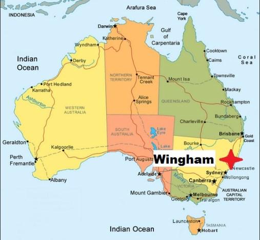 Aust. Wingham
