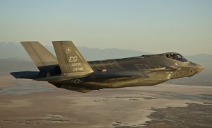 Rockwell Collins Australia will build optical assemblies for the F-35's DAS systems. (Lockheed Martin)