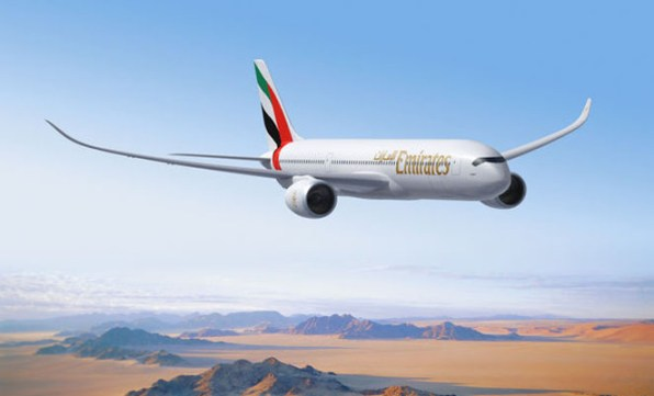 Emirates has cancelled an order for 70 Airbus A350s. (Airbus)