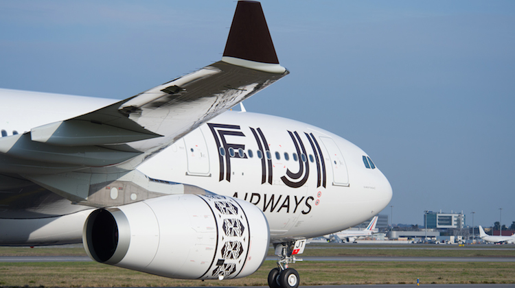 A Fiji Airways Airbus A330-200. (Airbus)