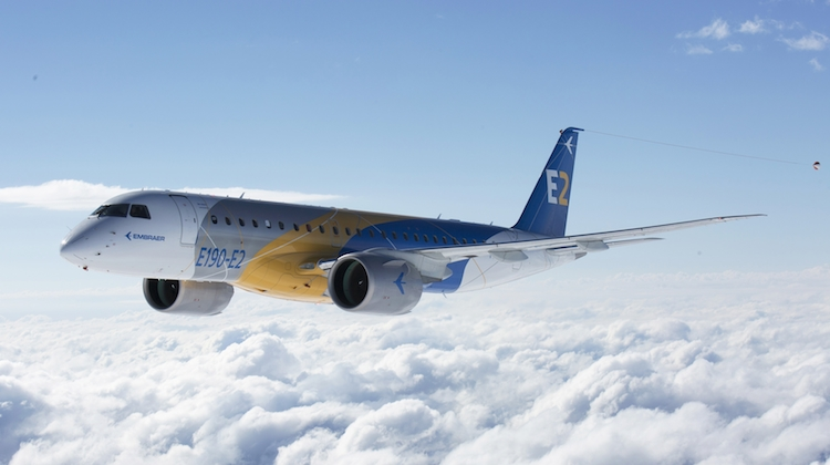 Boeing will own 80 per cent of Embraer's commercial aircraft business under a new joint-venture business. (Embraer)