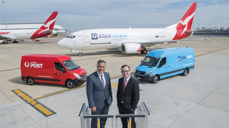 QANTAS FREIGHT AND AUSTRALIA POST ANNOUNCE DEDICATED FREIGHTER FLEET image 3 crop