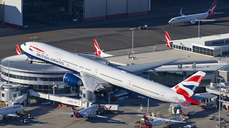 British Airways has no plans to emulate Qantas's Australia-Europe nonstop flights. (Seth Jaworski)