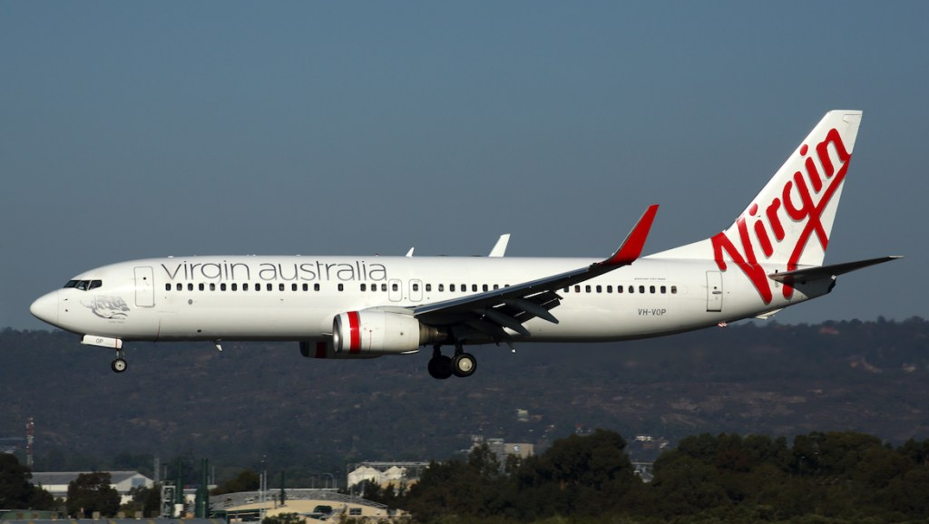 Virgin Australia will operate Boeing 737-800s between Gold Coast and Perth over December 2018-January 2019. (Rob Finlayson)